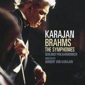 Brahms, Johannes - BRAHMS 4 Symphonien Karajan DVD-VIDEO