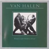 Van Halen - Women And Children First (Edice 1988)