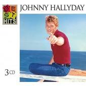 Johnny Hallyday - Best Hits (3CD, 2016)