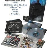 Running Wild - Shadowmaker (2LP + CD + DVD) 2LP+CD+DVD+POSTER...
