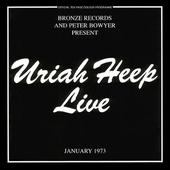 Uriah Heep - Uriah Heep Live (Edice 2015) - 180 gr. Vinyl