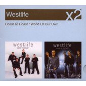 Westlife - Coast To Coast / World Of Our Own (Digisleeve, Edice 2008)
