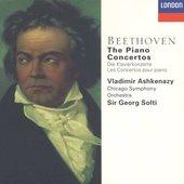 Beethoven, Ludwig van - Beethoven Piano Concertos 1 - 5 Vladimir Ashkenazy