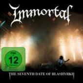 Immortal - The Seventh Date Of Blashyrkh (+dvd)