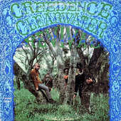 Creedence Clearwater Revival - Creedence Clearwater Revival - 180 gr. Vinyl