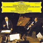Mozart, Wolfgang Amadeus - MOZART Klavierkonzerte No. 19 23 Pollini