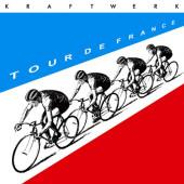 Kraftwerk - Tour De France (Limited Blue & Red Vinyl, Edice 2020) - Vinyl