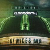 Of Mice & Men - Live At Brixton (2LP + DVD)