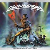 Gamma Ray - Lust For Live/Anniversary Edition/Digipack (2016)