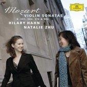 Mozart, Wolfgang Amadeus - MOZART Violin Sonatas Hilary Hahn / Zhu
