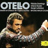 Verdi, Giuseppe - VERDI Otello / Domingo, Studer, Leiferkus, Chung