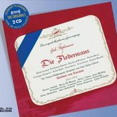 Wiener Philharmoniker - Johann Strauss Die Fledermaus Karajan
