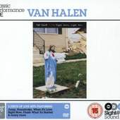 Van Halen - VAN HALEN-RIGHT HERE RIGHT NOW DVD+CD