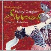 Rimsky-Korsakov, Nikolai Andreyevich - Rimsky-Korsakov Scheherazade Gergiev CD