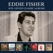 Eddie Fisher - 7 Classic Albums (4CD BOX, 2018)