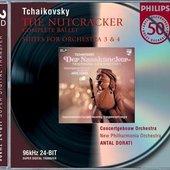 Tchaikovsky, Peter Ilyich - Tchaikovsky The Nutcracker Dorati