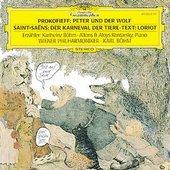 Böhm, Karl - PROKOFIEV Peter und der Wolf + SAINT-SAËNS / Böhm