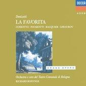 Donizetti, Gaetano - DONIZETTI La Favorita/Cossotto,Pavarotti,Ghiaurov