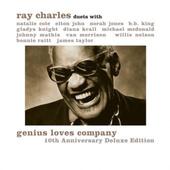 Ray Charles - Genius Loves Company (CD + DVD, 10th Anniversary)) CD+DVD