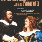 Richard Bonynge - An evening with Joan Sutherland & Luciano Pavarott