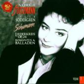 Robert Schumann / Nathalie Stutzmann - Liederkreis Op. 24, Romance & Balady (Edice 2000)