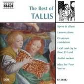 Thomas Tallis - Best Of Tallis (2009)