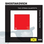 Shostakovich, Dmitri - SHOSTAKOVICH The String Quartets / Emerson String