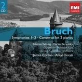 James Conlon - Bruch: Symphonies, Concerto for 2 pianos etc.