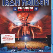 Iron Maiden - En Vivo! (Blu-ray Disc)
