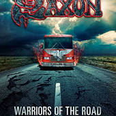 Saxon - Warriors of the Road - The Saxon Chronicles Part II (2BRD + CD) 2BRD+CD