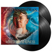 Jordan Rudess - Wired for madness /Gatefold Vinyl+MP3 Download
