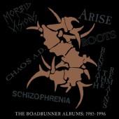 Sepultura - Roadrunner Albums 1985-1996 (6CD BOX, 2017)