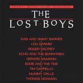 Soundtrack - Lost Boys / Ztracení Chlapci (OST, 1988)