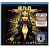 U.D.O. - Live In Sofia (Blu-Ray/2cd)
