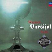 Wagner, Richard - Wagner Parsifal Fischer-Dieskau/Hotter/Frick Solti