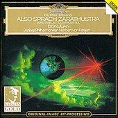 Strauss, Richard - R. STRAUSS Zarathustra, Don Juan / Karajan