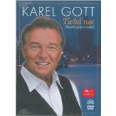 Karel Gott - Tichá noc - Vánoční písně a koledy (DVD, 2018)