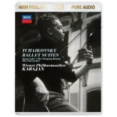 Herbert Von Karajan - Ballet Suites (Blu-ray Audio, 2014)