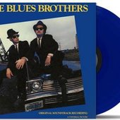 Soundtrack - Blues Brothers (1980)/Blue Vinyl