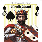 Gentle Giant - Power And The Glory (BRD+CD)
