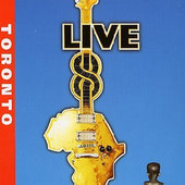 Various Artists - Live 8 Toronto (DVD)