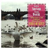 Bedřich Smetana, Antonín Dvořák - Smyčcový Kvartet Č. 1 C-moll (Z Mého Života) / Kvintet Es-Dur Op. 97 (2007)