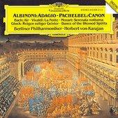 Berliner Philharmoniker - KARAJAN / ALBINONI Adagio, PACHELBEL Canon