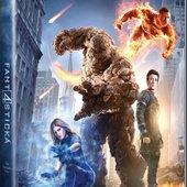 Film/Sci-Fi - Fantastická čtyřka (2015)