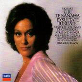 Kiri Te Kanawa, London Symphony Orchestra & Chorus, Sir Colin Davis - Exsultate Jubilate / Vesperae Solennes De Confessore / Kyrie In D Minor (1985)