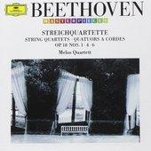 Ludvig van Beethoven - Streichquartete  Op. 18 Nos.1/4/6