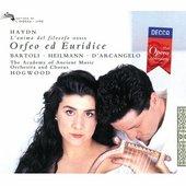 Haydn, Joseph - Haydn Orfeo ed Euridice Cecilia Bartoli