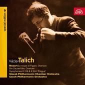 Čajkovskij/Mozart/Talich - Vaclav Talich Special Edition Vol.9 ..SVITA C.4