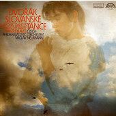 Antonín Dvořák - Slovanské tance (1989) - Vinyl /Bazarové zboží!!!