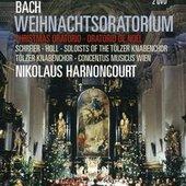 Bach, Johann Sebastian - BACH Christmas Oratorio Harnoncourt DVDV